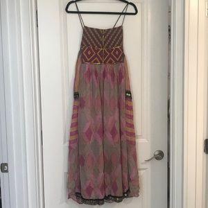 NWT Free People Midi Dress